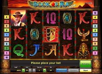 Book Of Ra Deluxe Free Demo