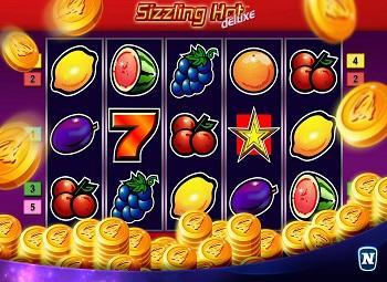 Jeux Casino Sizzling Hot