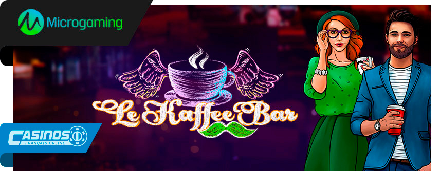 le kaffee bar logo microgaming