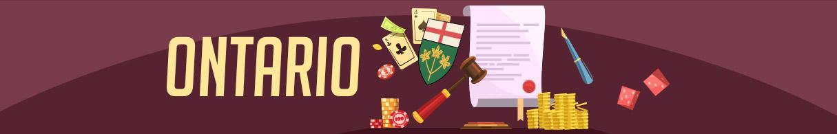 loi jeux d'argent Ontario