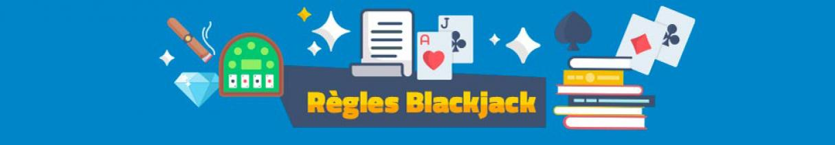 Règles black jack