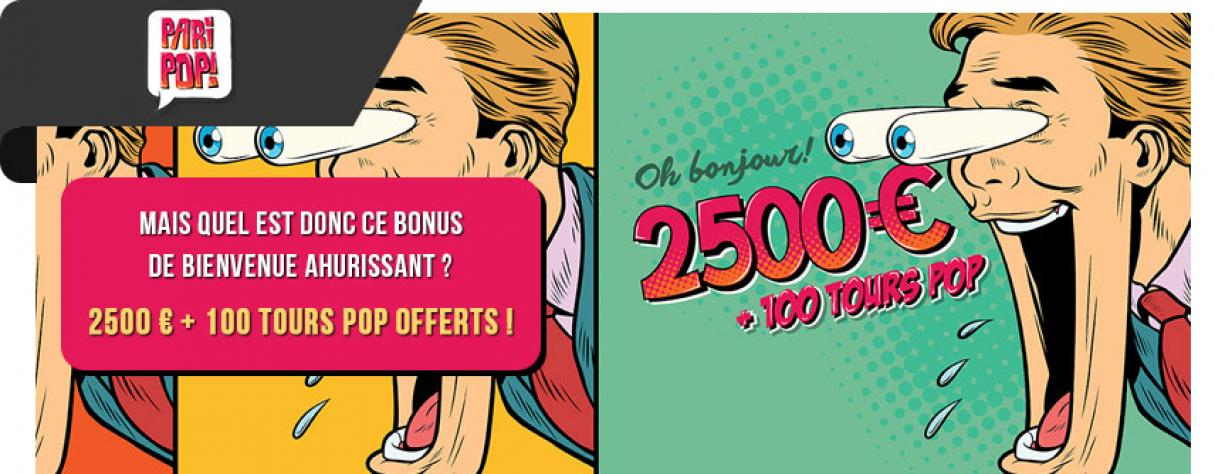 pari pop casino bonus