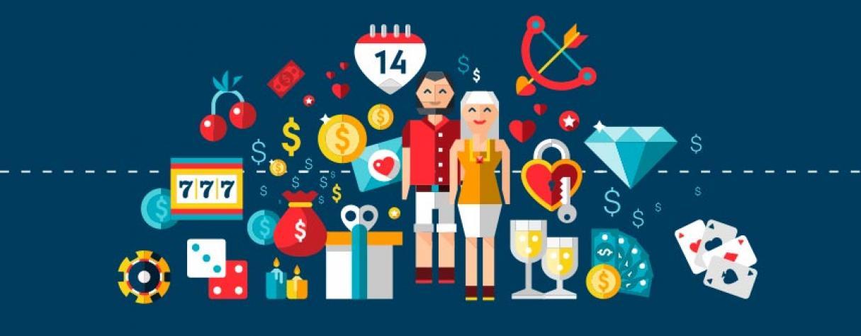 cadeaux couple jeux casino