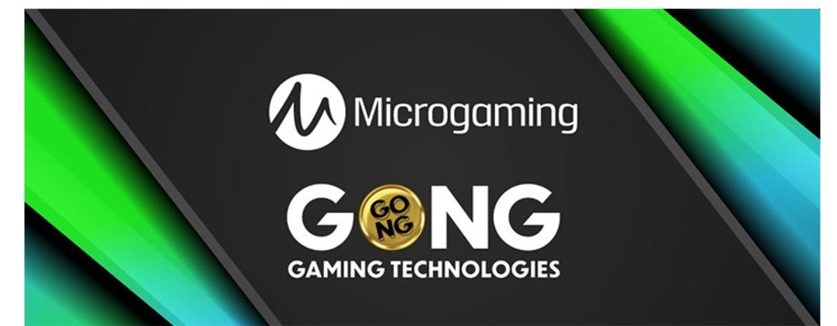 association gong gaming microgaming