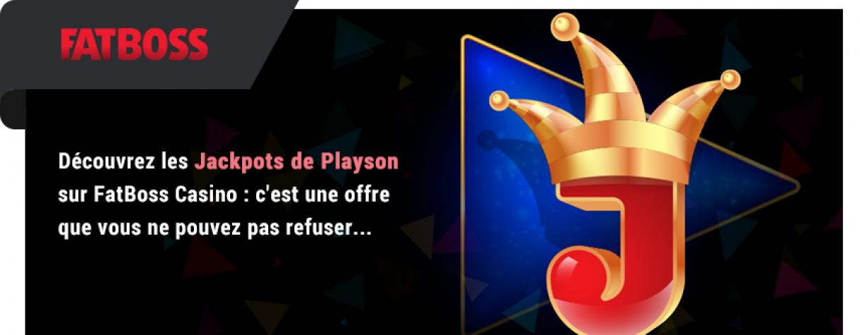 Jackpots de Playson FatBoss