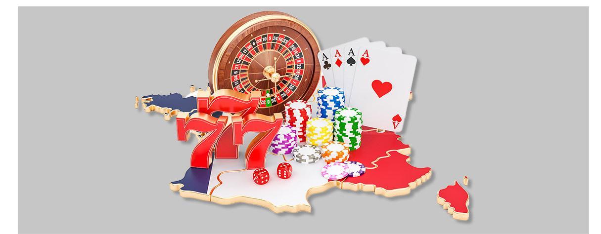 Jeux d'argent France région