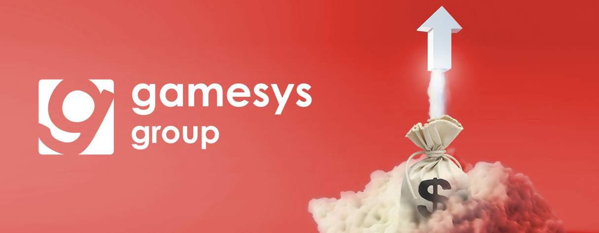 Logo Gamesys group