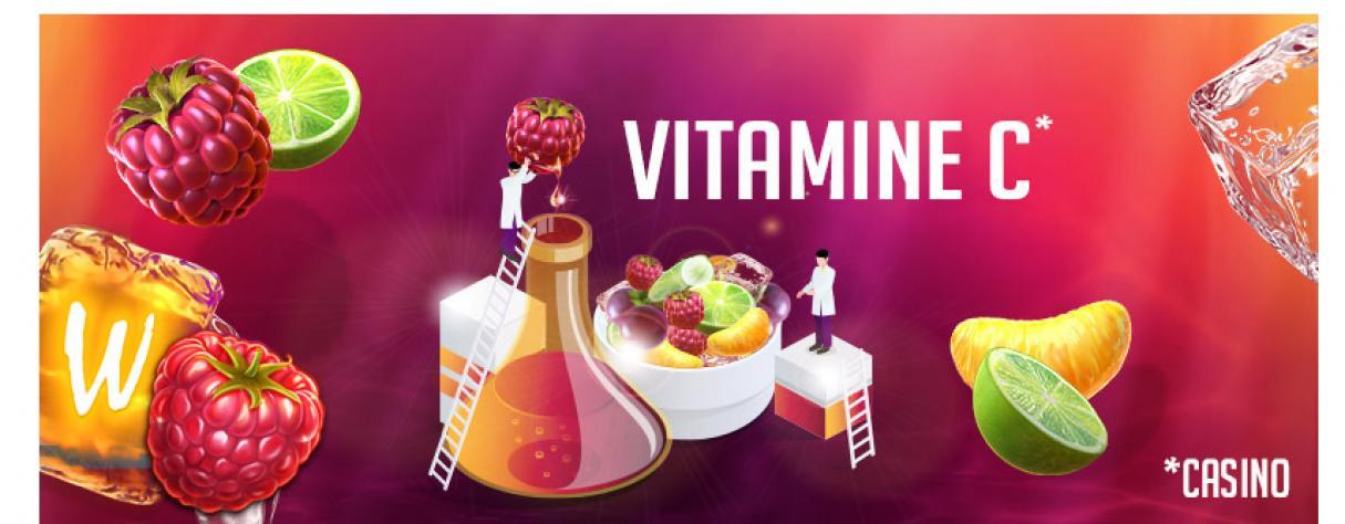 vitamine C casino fruits