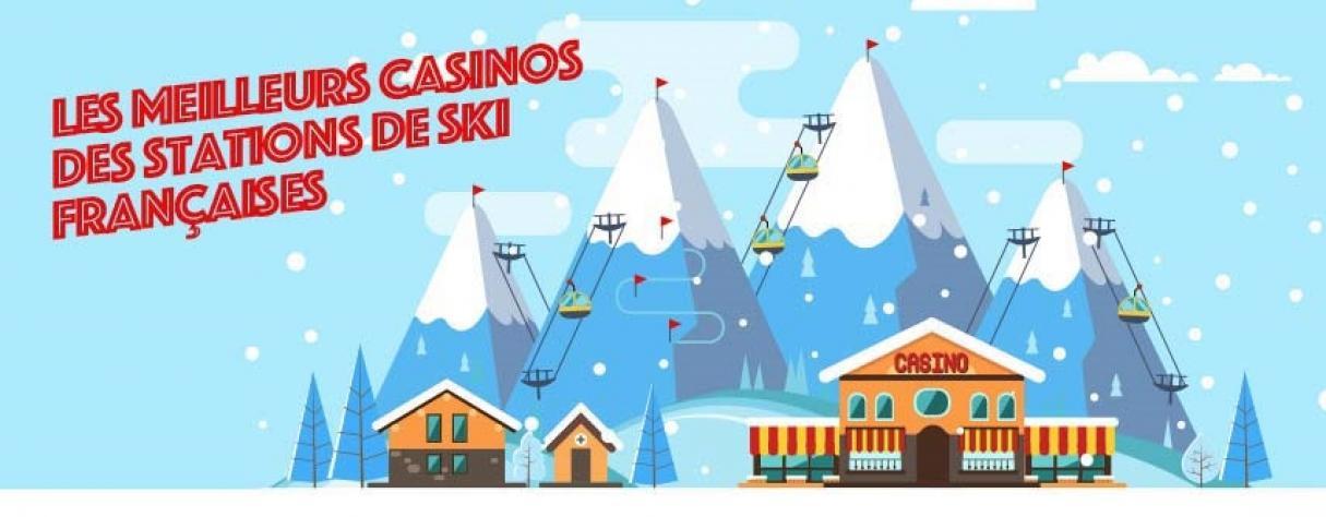 meilleur casino station ski