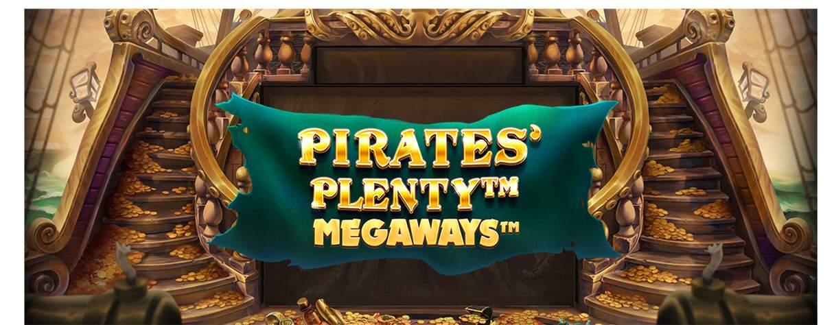 Pirate Plenty megaways red tiger