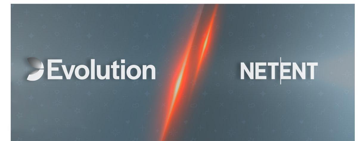 rachat de Netent par Evolution Gaming