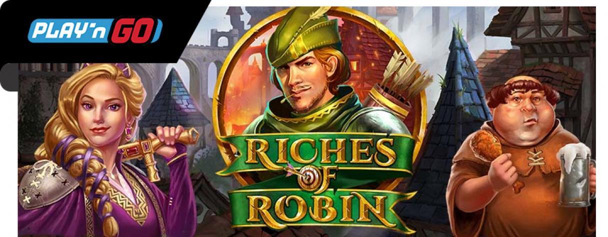 Riches of Robin machine à sous