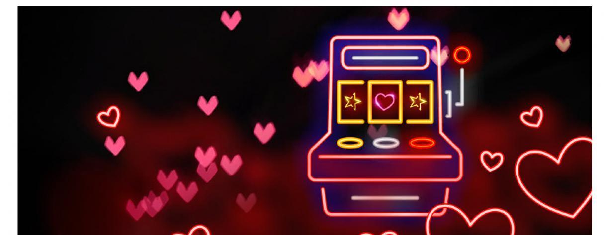 Saint Valentin 3 slots spéciales amour
