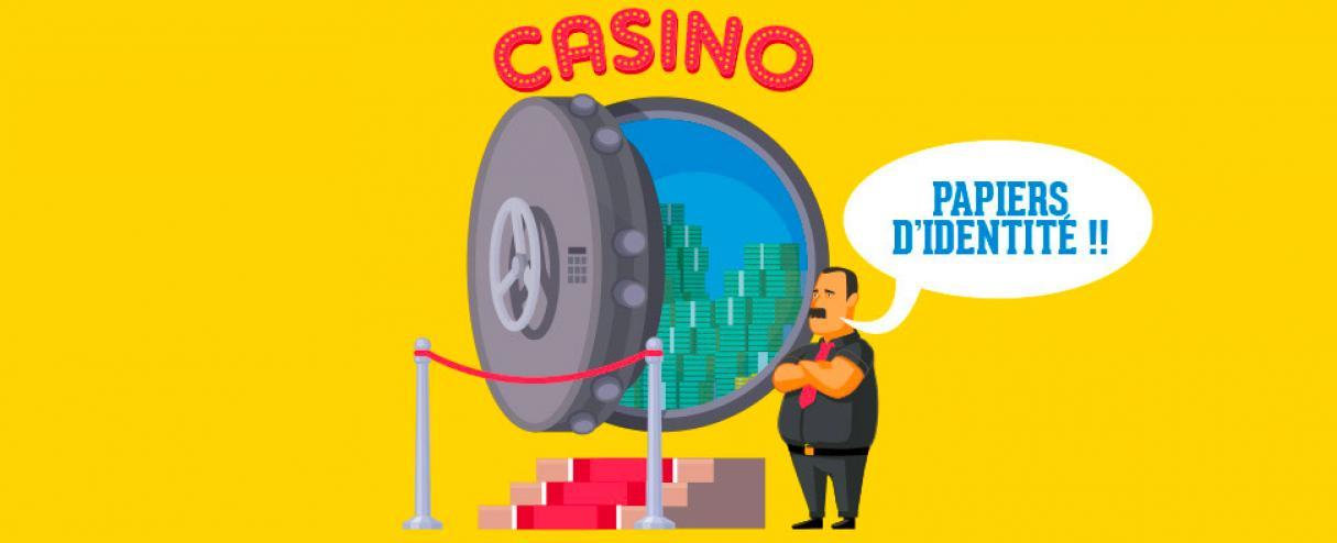 casino piece identite