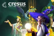 cresus casino bonus