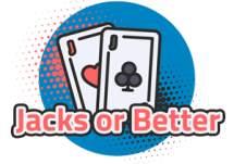 jacks or better cartes