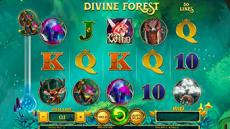 Divine Forest slot Spinomenal Gaming