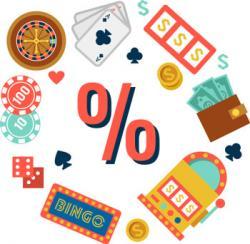 pourcentage avantage maison jeux casino