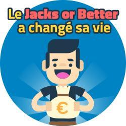 jacks or better gagnant