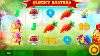 slot Red Tiger Lucky Easter