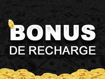 bonus recharge casino clic
