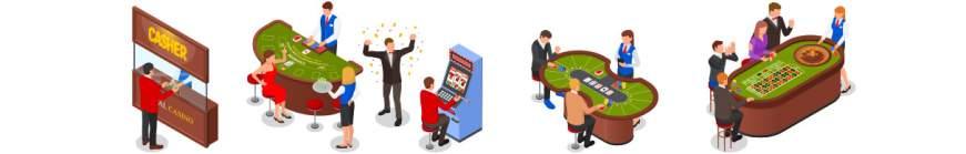 réouverture casinos en france