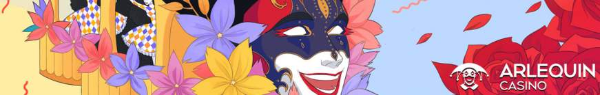 promotion bienvenue casino en ligne arlequin