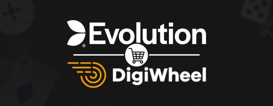 evolution achat digiwheel