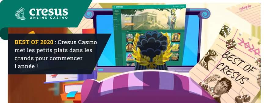 Cresus casino best of 2020