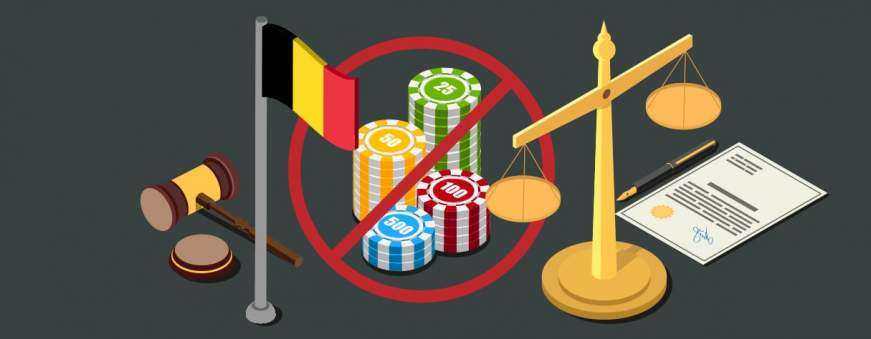 Casinos blacklist belgique