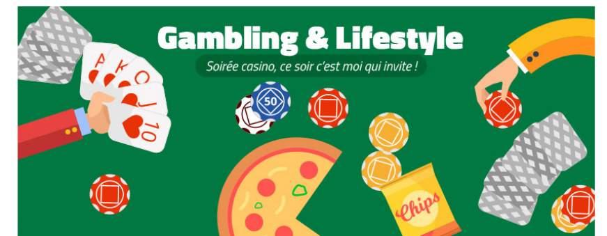 gambling et lifestyle soirée casino ce soir c'est moi qui invite