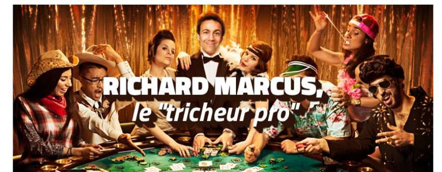 """richard marcus le """"tricheur pro"""""""