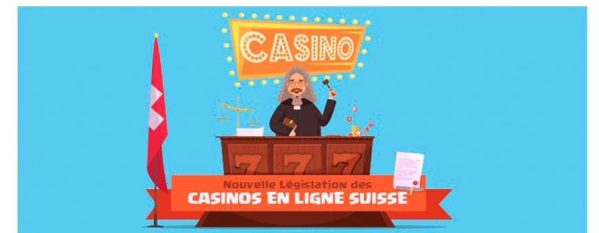 loi casinos en ligne suisse