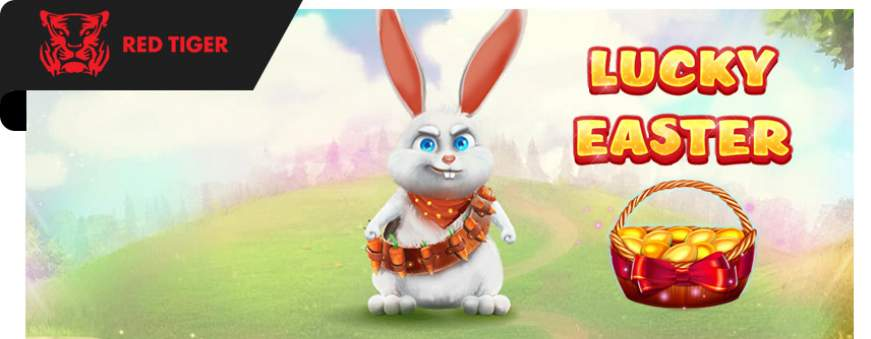 Lucky Easter slot Red Tiger
