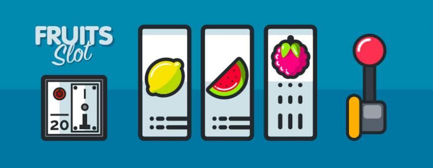 machines à sous fruits argent