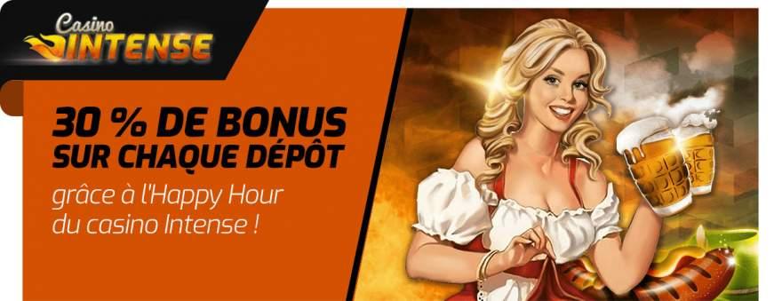 bonus casino intense